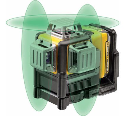 Zelený křížový laser DW088CG