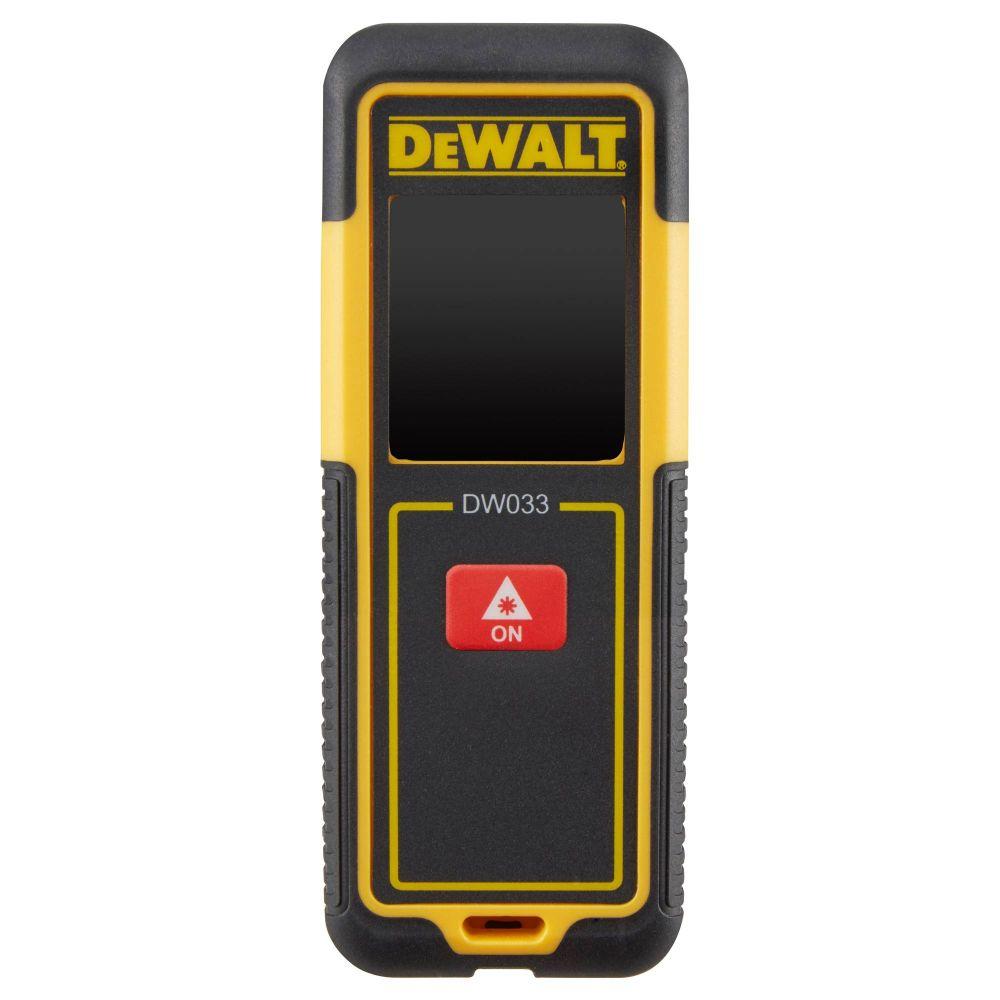 Laserový měřič vzdálenosti 30 m DW033