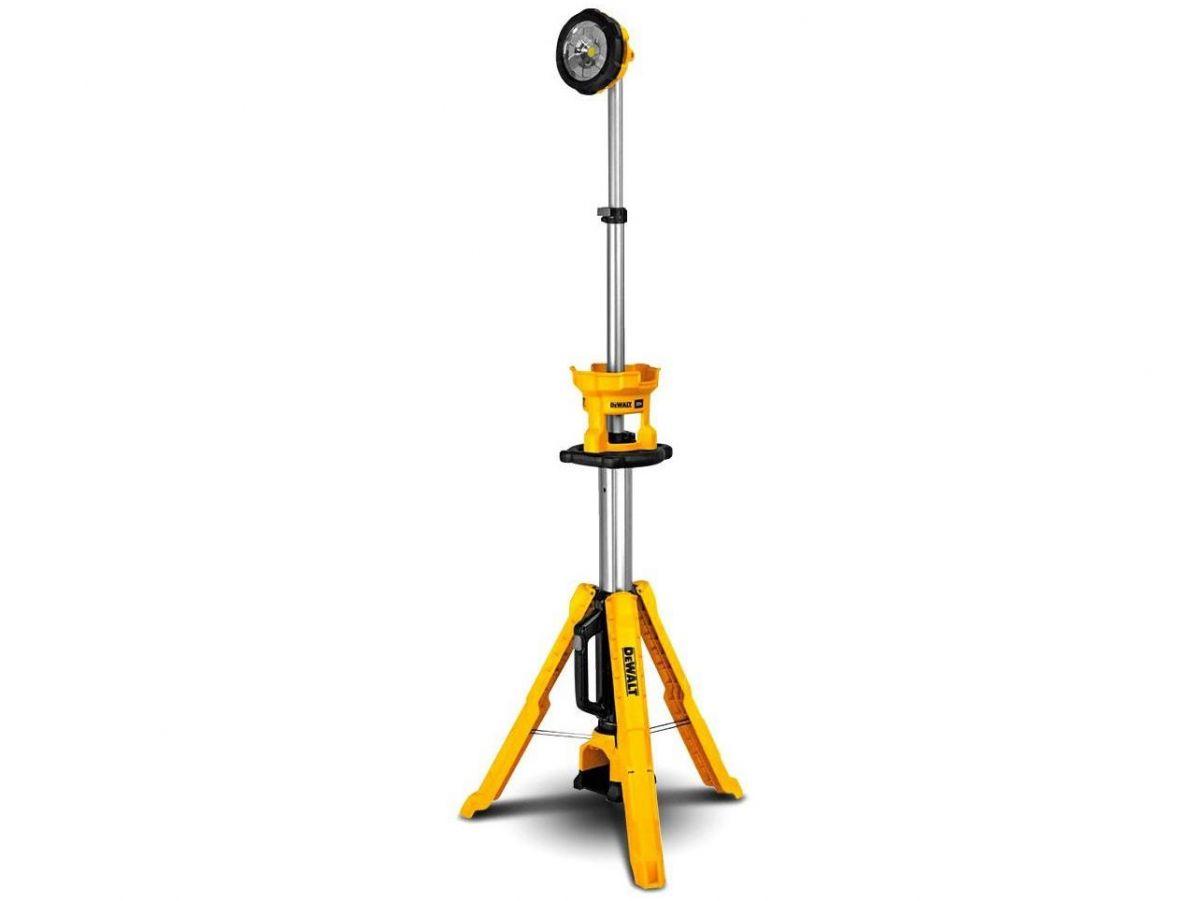 LED světlo se stativem 18V DCL079